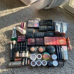 Huge makeup bundle over $500 worth